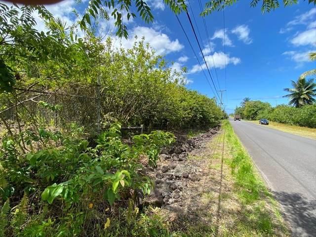 Pohaku Dr, Keaau, HI 96749 (MLS #646467) :: Iokua Real Estate, Inc.