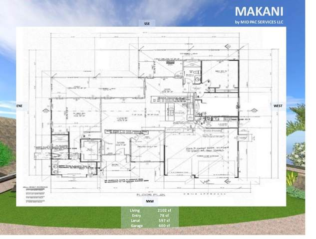 68-3546 Apau Pl, Waikoloa, HI 96738 (MLS #646499) :: Team Lally