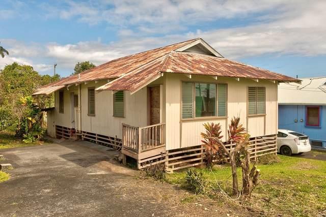 27-214 C Rd, Papaikou, HI 96781 (MLS #646545) :: LUVA Real Estate