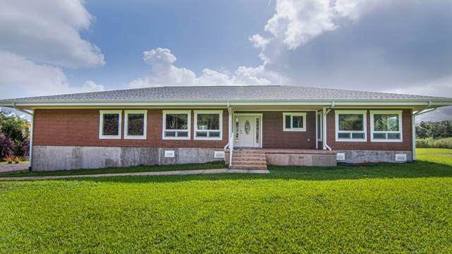 1585-B Huli Rd, Kilauea, HI 96754 (MLS #646601) :: Kauai Exclusive Realty