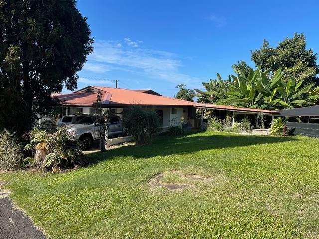 82-6155 Okika Pl, Captain Cook, HI 96704 (MLS #646611) :: Corcoran Pacific Properties