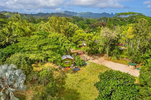 6341 Helena Ln, Kapaa, HI 96746 (MLS #646613) :: Kauai Exclusive Realty