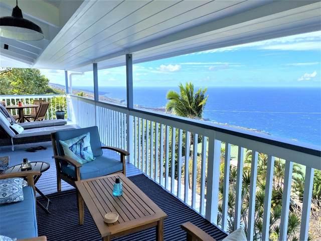 87-3206 Datura Rd, Captain Cook, HI 96704 (MLS #646697) :: LUVA Real Estate