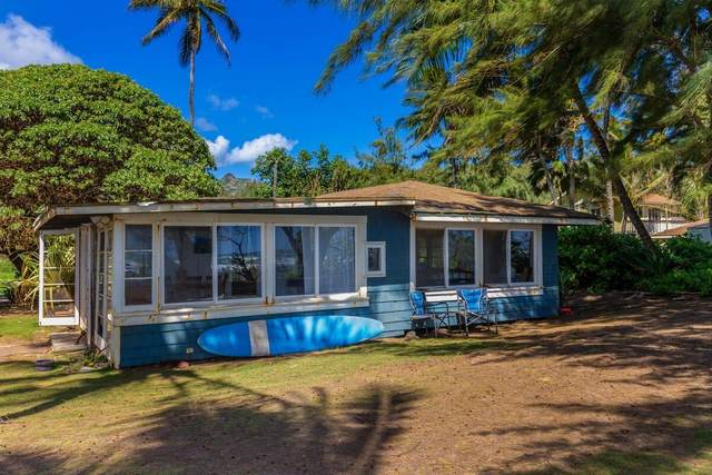 4752 Aliomanu Rd, Anahola, HI 96703 (MLS #646732) :: Kauai Exclusive Realty
