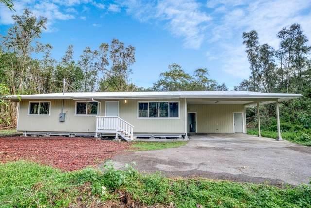 16-486 Napua St, Keaau, HI 96749 (MLS #646745) :: Iokua Real Estate, Inc.
