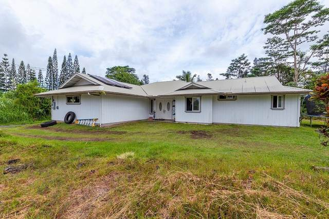 16-135 Ilima St, Keaau, HI 96749 (MLS #646841) :: Iokua Real Estate, Inc.