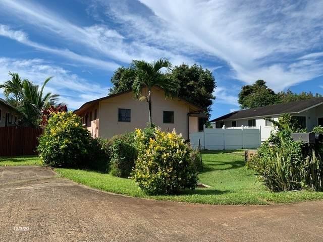 4923 Aliali Rd, Kapaa, HI 96746 (MLS #646849) :: LUVA Real Estate