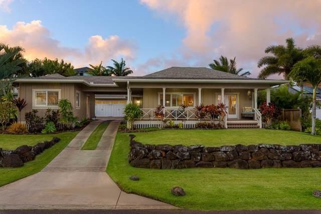 1166 Milia St, Kalaheo, HI 96741 (MLS #646861) :: Corcoran Pacific Properties