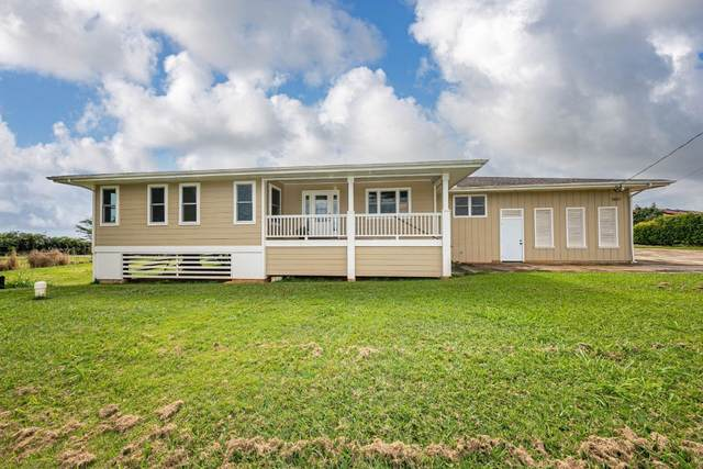 5821 Hauiki Rd, Kapaa, HI 96746 (MLS #646867) :: Aloha Kona Realty, Inc.