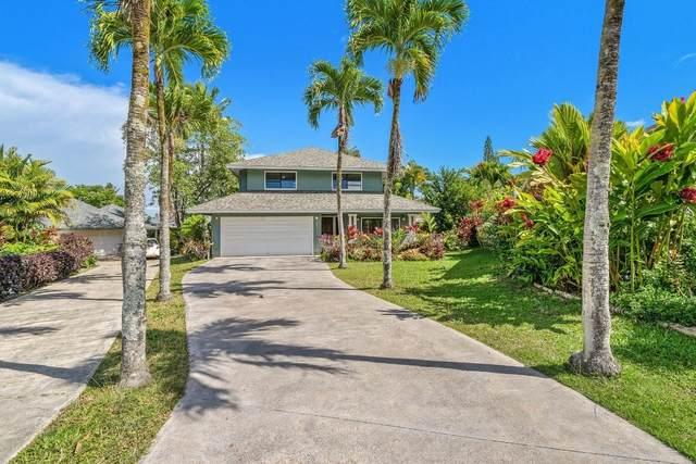 3785 Mapuana Pl, Princeville, HI 96722 (MLS #646868) :: LUVA Real Estate