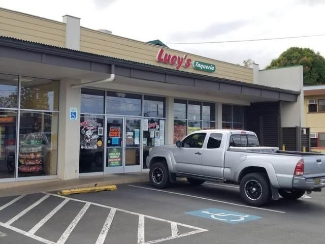 194 Kilauea Ave, Hilo, HI 96720 (MLS #646870) :: Corcoran Pacific Properties