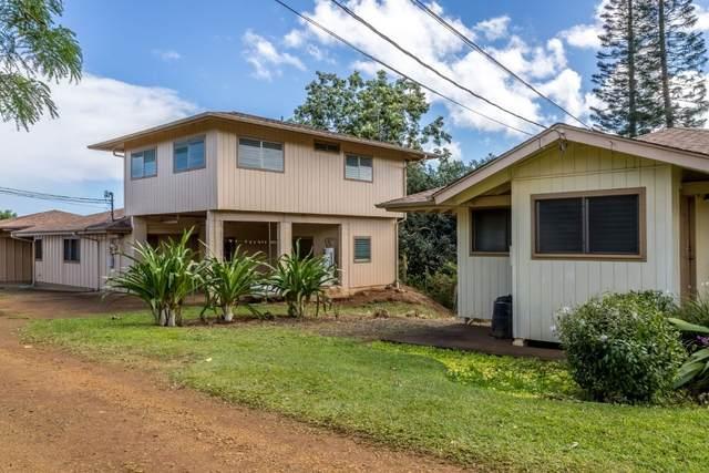 6170 Hauiki Rd, Kapaa, HI 96746 (MLS #646891) :: Kauai Exclusive Realty