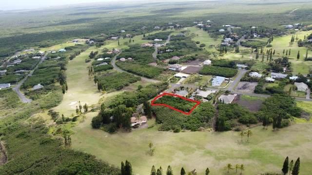 Kau Wela Pl, Naalehu, HI 96772 (MLS #646919) :: LUVA Real Estate