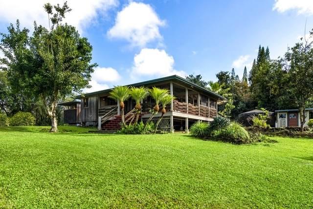 78-2070 Laulea Pl, Holualoa, HI 96725 (MLS #647014) :: LUVA Real Estate