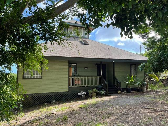 94-6361 Pua St, Naalehu, HI 96772 (MLS #647042) :: LUVA Real Estate