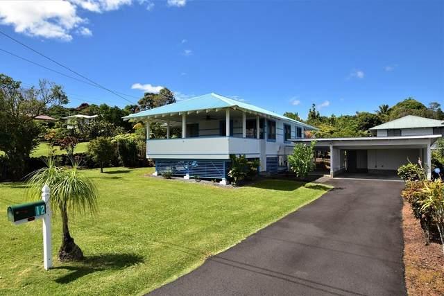12 Lukini St, Hilo, HI 96720 (MLS #647052) :: Corcoran Pacific Properties