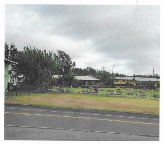 Kamani Street, Pahala, HI 96777 (MLS #647094) :: LUVA Real Estate