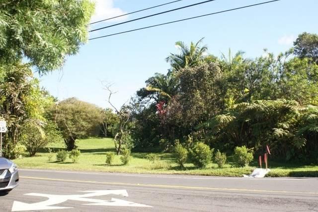 Komohana St, Hilo, HI 96720 (MLS #647132) :: Corcoran Pacific Properties