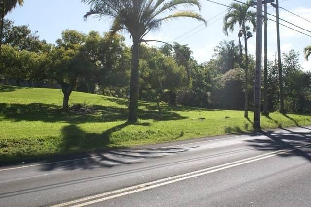 Puainako St, Hilo, HI 96720 (MLS #647133) :: Corcoran Pacific Properties