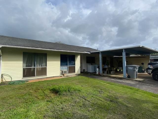 4578 Kua Rd, Kalaheo, HI 96741 (MLS #647136) :: Aloha Kona Realty, Inc.