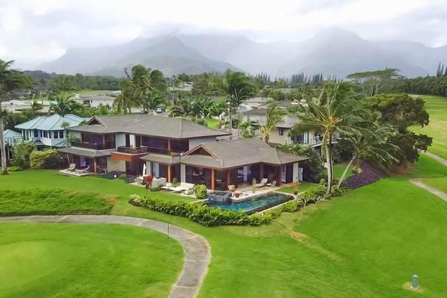 3941 Aloalii Dr, Princeville, HI 96722 (MLS #647182) :: Kauai Exclusive Realty