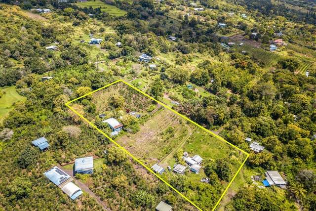 81-1083-C Kinue Rd, Captain Cook, HI 96704 (MLS #647183) :: LUVA Real Estate