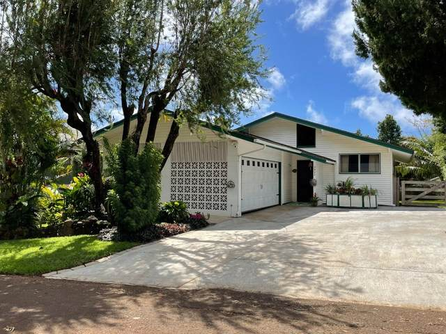 3922 Aka Rd, Koloa, HI 96756 (MLS #647195) :: Corcoran Pacific Properties