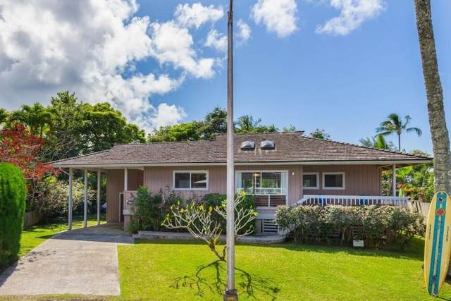 5114 Opelu St, Hanalei, HI 96714 (MLS #647249) :: Corcoran Pacific Properties