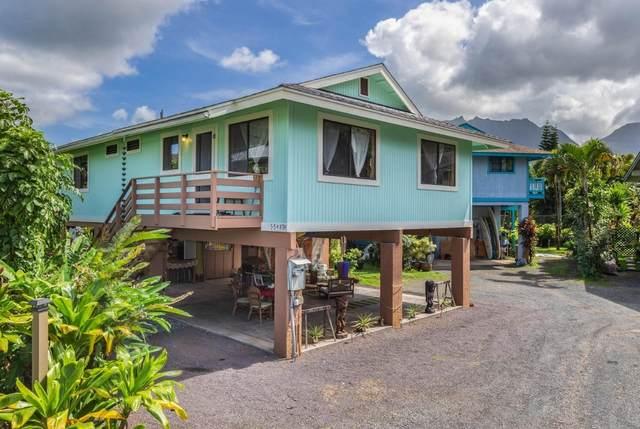 5-5483 Kuhio Hwy, Hanalei, HI 96714 (MLS #647394) :: Kauai Exclusive Realty