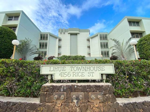 4156 Rice St, Lihue, HI 96766 (MLS #647434) :: Iokua Real Estate, Inc.