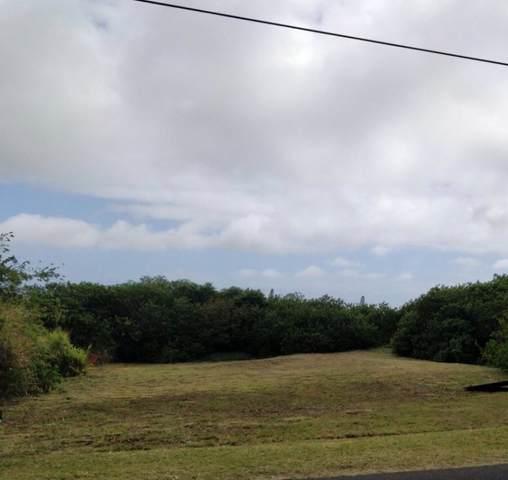 Kamaoa Rd, Naalehu, HI 96772 (MLS #647468) :: Hawai'i Life