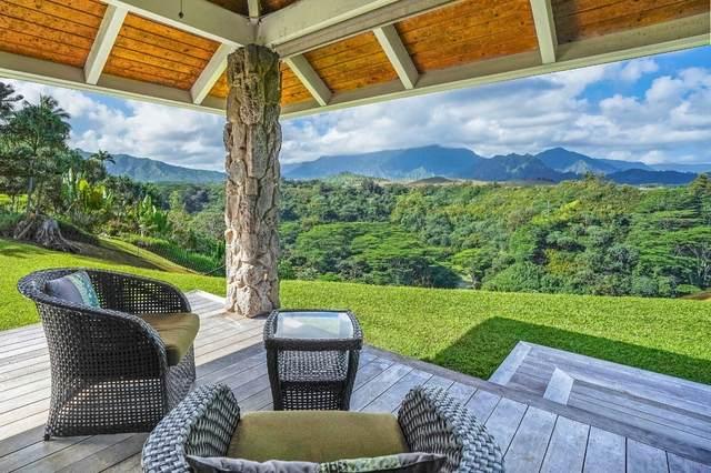 5228 Kahiliholo Rd, Kilauea, HI 96754 (MLS #647472) :: Corcoran Pacific Properties