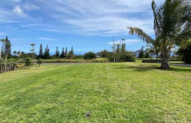 Kahiki St, Naalehu, HI 96772 (MLS #647493) :: Corcoran Pacific Properties
