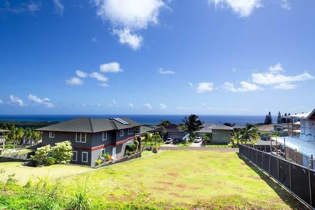 1244 Pua Melia St, Kalaheo, HI 96741 (MLS #647499) :: Kauai Exclusive Realty