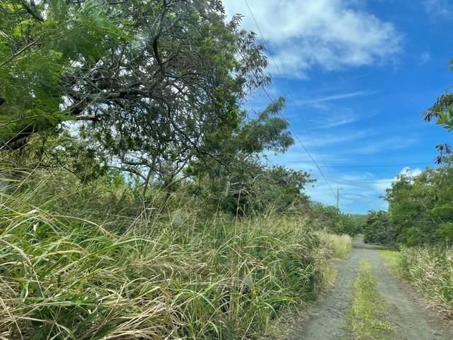 Poko St, Naalehu, HI 96772 (MLS #647501) :: LUVA Real Estate