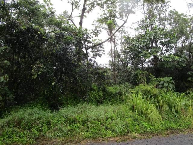 11TH AVE (KIKA), Keaau, HI 96749 (MLS #647504) :: Iokua Real Estate, Inc.