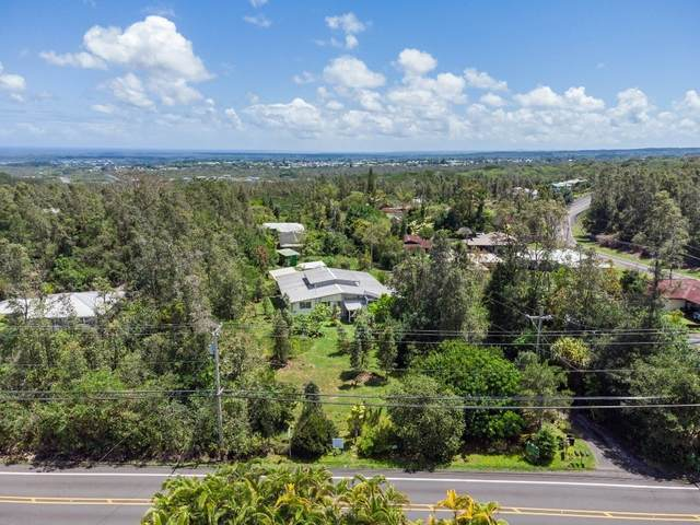 1245 Kaumana Dr, Hilo, HI 96720 (MLS #647515) :: Corcoran Pacific Properties