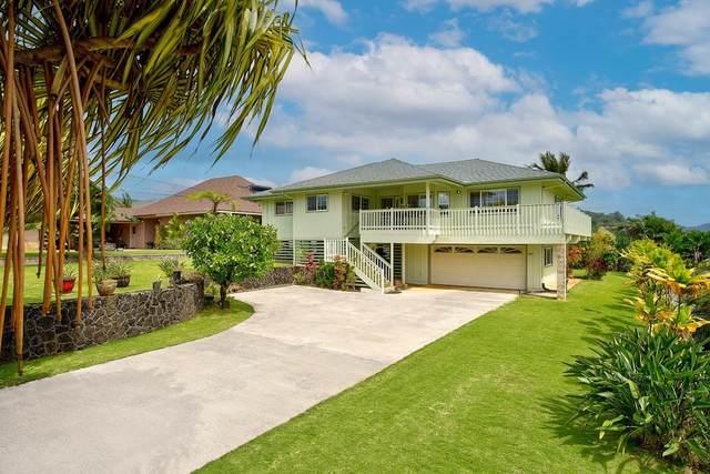 3845 Uakea Pl, Lawai, HI 96765 (MLS #647527) :: LUVA Real Estate