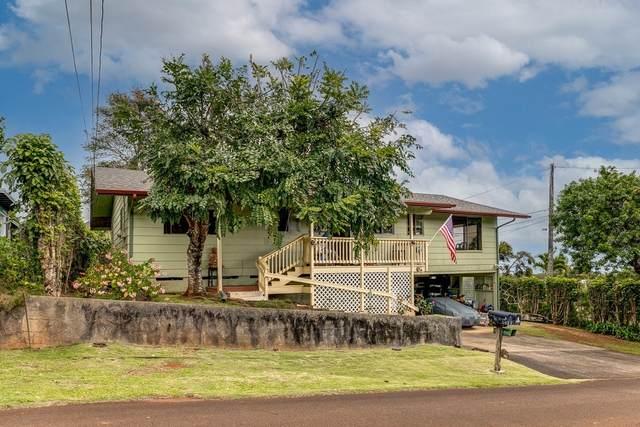 3945 Kiani St, Koloa, HI 96756 (MLS #647528) :: Kauai Exclusive Realty