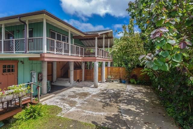 4449-A Aku Rd, Hanalei, HI 96722 (MLS #647529) :: Kauai Exclusive Realty