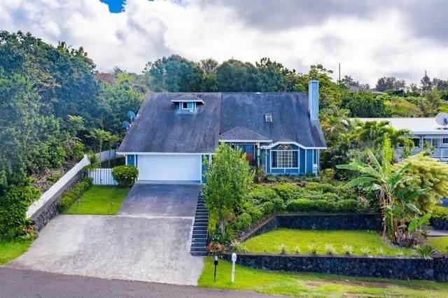 73-4199 Eluna St, Kailua-Kona, HI 96740 (MLS #647573) :: Steven Moody