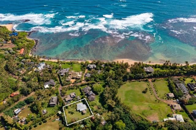 5047 Aliomanu Rd, Anahola, HI 96703 (MLS #647596) :: Kauai Exclusive Realty