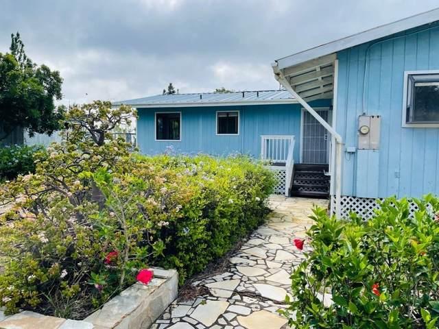 92-8350 Tiki Ln, Ocean View, HI 96737 (MLS #647623) :: LUVA Real Estate