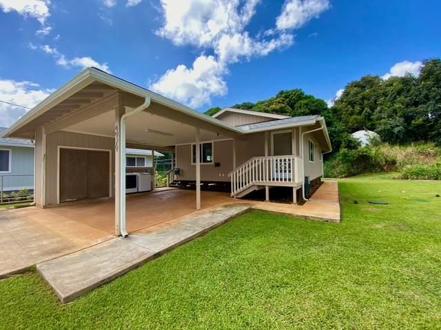 4979 Moa Rd, Kapaa, HI 96746 (MLS #647667) :: Aloha Kona Realty, Inc.