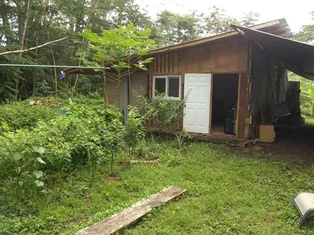 S Honu St, Pahoa, HI 96778 (MLS #647672) :: Aloha Kona Realty, Inc.