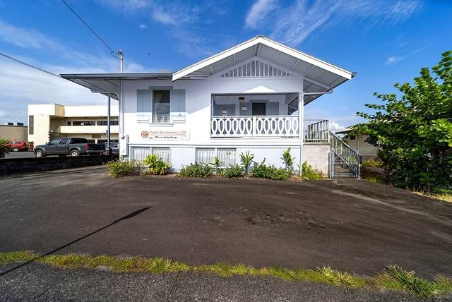 110 Hualalai St, Hilo, HI 96720 (MLS #647685) :: Hawai'i Life