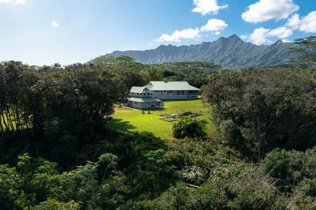 6239 Kahiliholo, Kilauea, HI 96754 (MLS #647732) :: Kauai Exclusive Realty