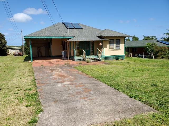 4770 Kolohala Rd, Kapaa, HI 96746 (MLS #647780) :: Kauai Exclusive Realty