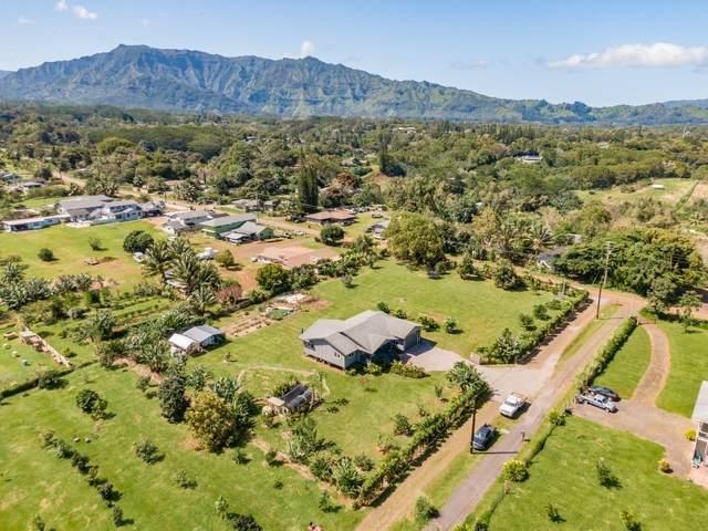 6111 Olohena Rd, Kapaa, HI 96746 (MLS #647790) :: Kauai Exclusive Realty