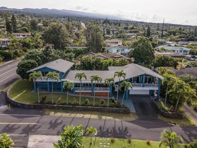 73-4339 Pahee Pl, Kailua-Kona, HI 96740 (MLS #647792) :: LUVA Real Estate